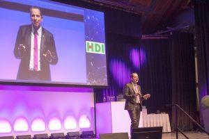 Vorstandsvorsitzender der ascent AG, Rainer Thibaut, sprach über das neue Vortragskonzept